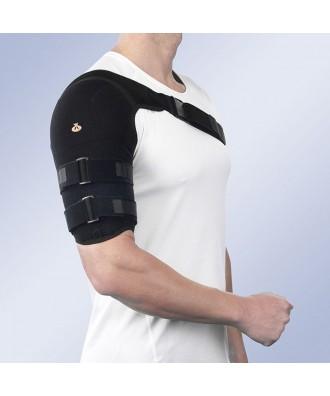 Brace de húmero en termoplástico con forro textil - Ref: TP-6401 / TP-6402 (corto)