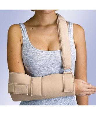 Suporte imobilizador de ombro e ante-braço - Ref: C-40 / C-40N (criança)