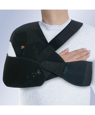 Imobilizador de ombro tipo velpeau ambidiestro - Ref: C-44