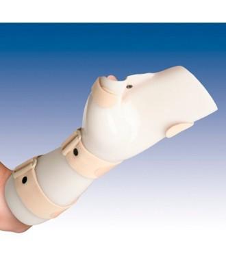Férula inmovilizadora de  mano en posición funcional plana - Ref: TP-6104D (dcha) / TP-6104I (izq)