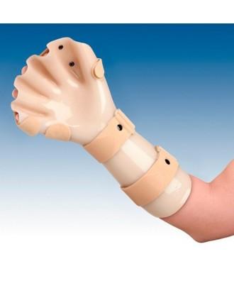 Férula inmovilizadora de mano antiespástica - Ref: TP-6102D (dcha) / TP-6102I (izq)