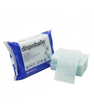 Esponja jabonosa desechable 24 uds