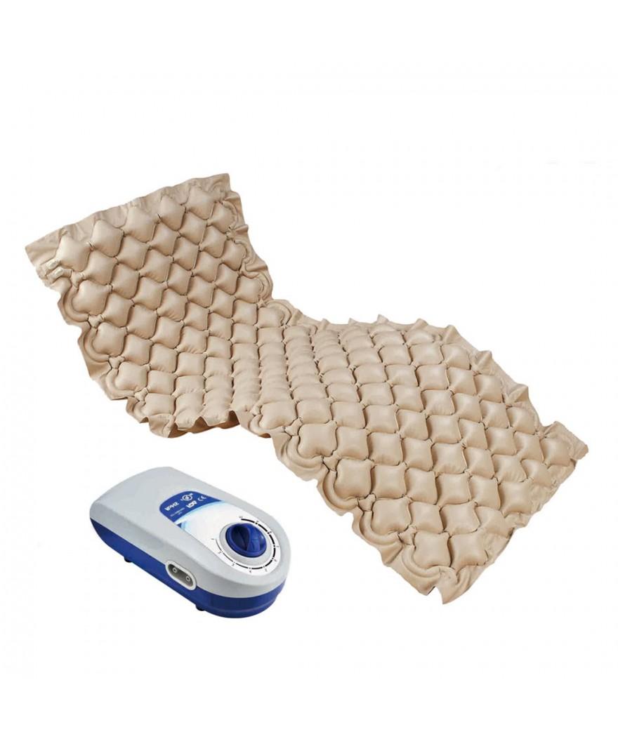 Colchón de aire antiescaras con compresor - Ref: A005