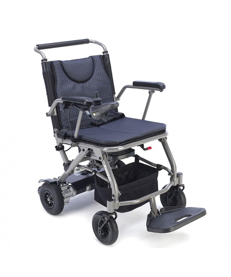 Silla de ruedas eléctrica plegable - Ref: KOMPAS