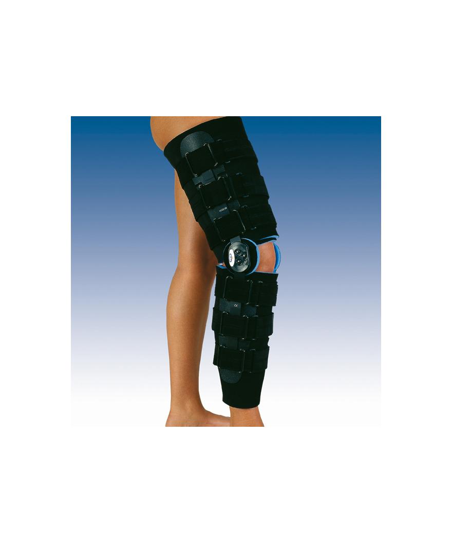 Órtesis de rodilla con articulación de flexo-extensión - Ref: 94230 (corta 51 cm) / 94240 (larga 69 cm)