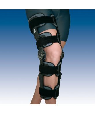 Órtesis de rodilla con bloqueo regulable - Ref: 94260 (4 bandas estrechas