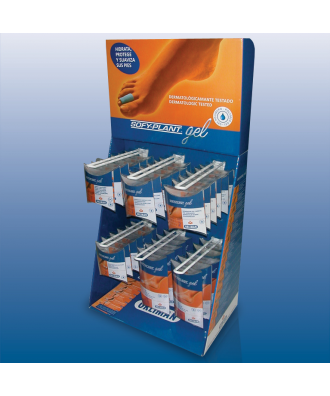 Expositor Sofy Plant gel - Ref: EXP-GEL-CARTON