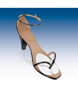 Almohadillas adhesivas para sandalias tipo esclavas - Ref: PS-20