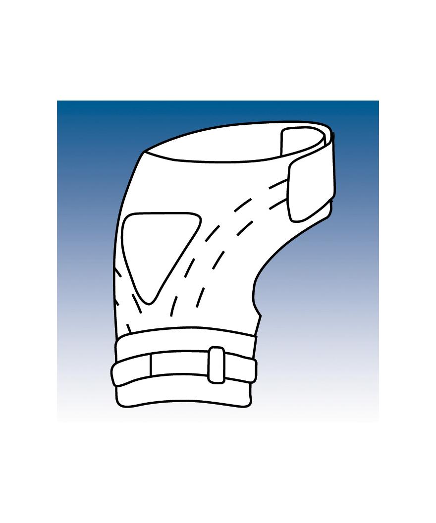 Cinturón de sujeción para prótesis femorales - Ref: 5501 / 5502