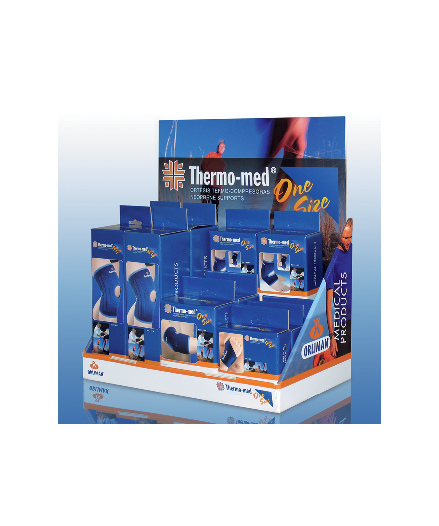 Expositor One size - Ref: EXP-ONE-CARTON