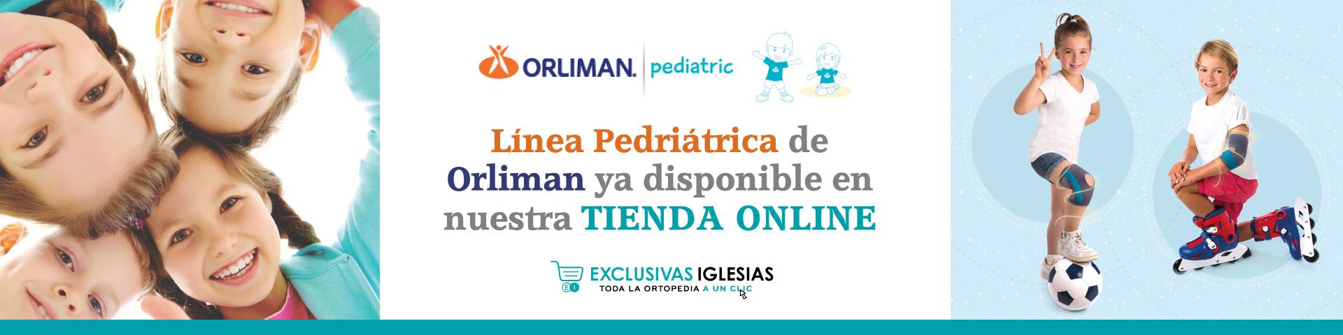 Linea de ortopedia infantil