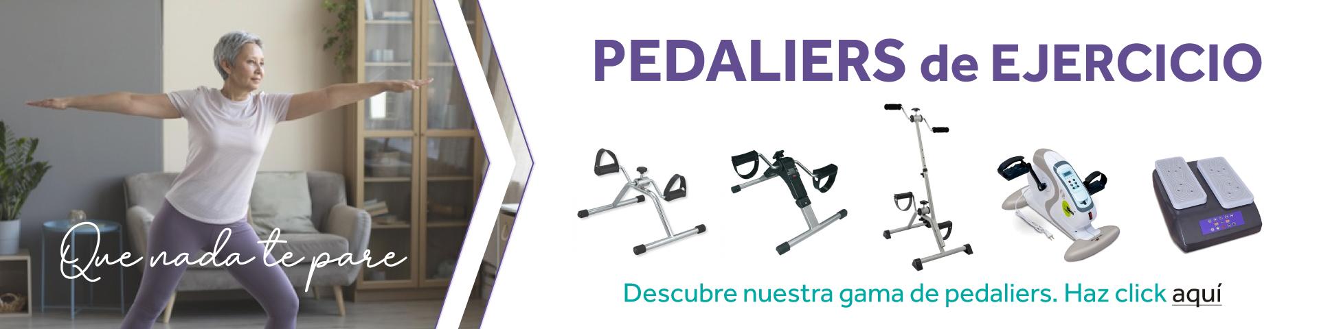 Realiza ejercicio sin salir de casa con Pedaliers de Exclusivas Iglesias