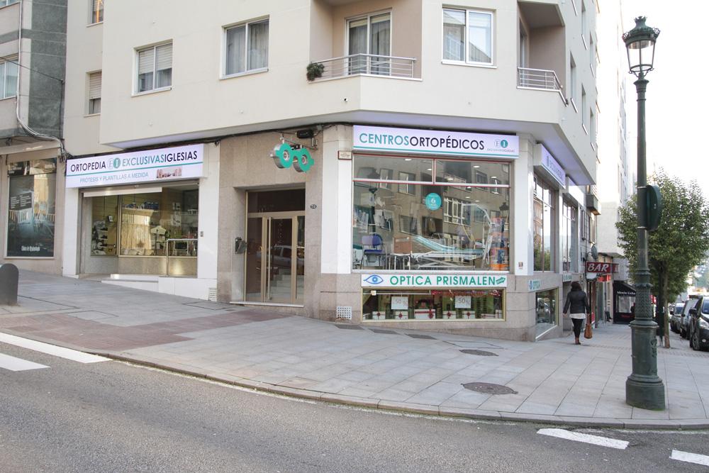 Centro ortopédico Exclusivas Iglesias c/ Barcelona Vigo