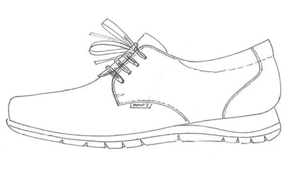 Zapato hosteleria 21018