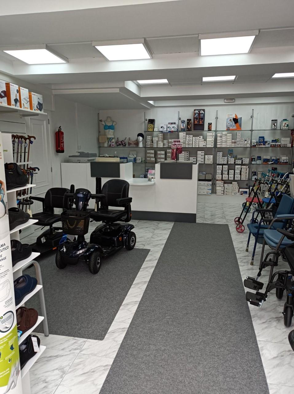 Centro ortopédico en Cangas, Mendez Nuñez 28-30