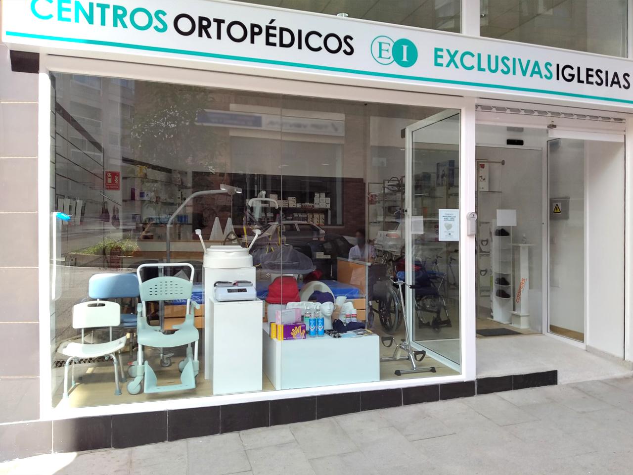 Centro ortopédico Exclusivas Iglesias c/ Párroco José Otero Vigo