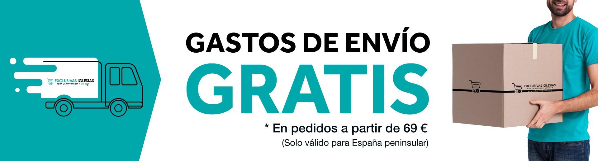ENVIOS GRATIS A PARTIR DE 69€