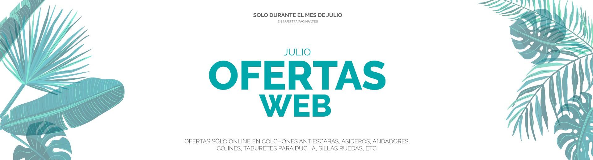 OFERTAS WEB JULIO 2021